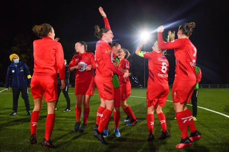 FC Fémina White Star Woluwe Scooore Super League